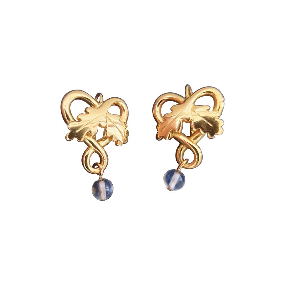Boucles d'oreilles Inès de la Fressange