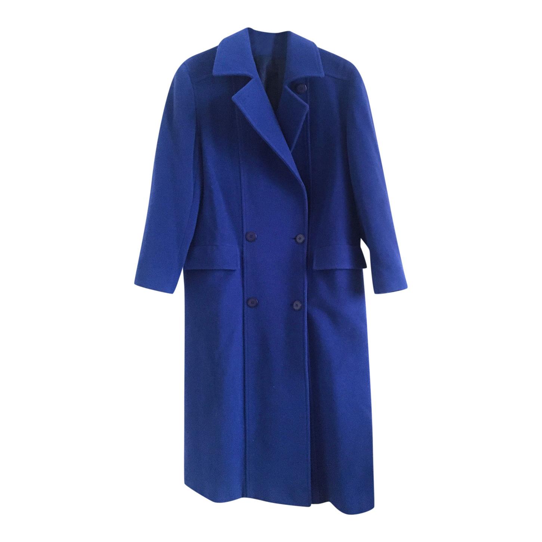 Manteau en laine 90s
