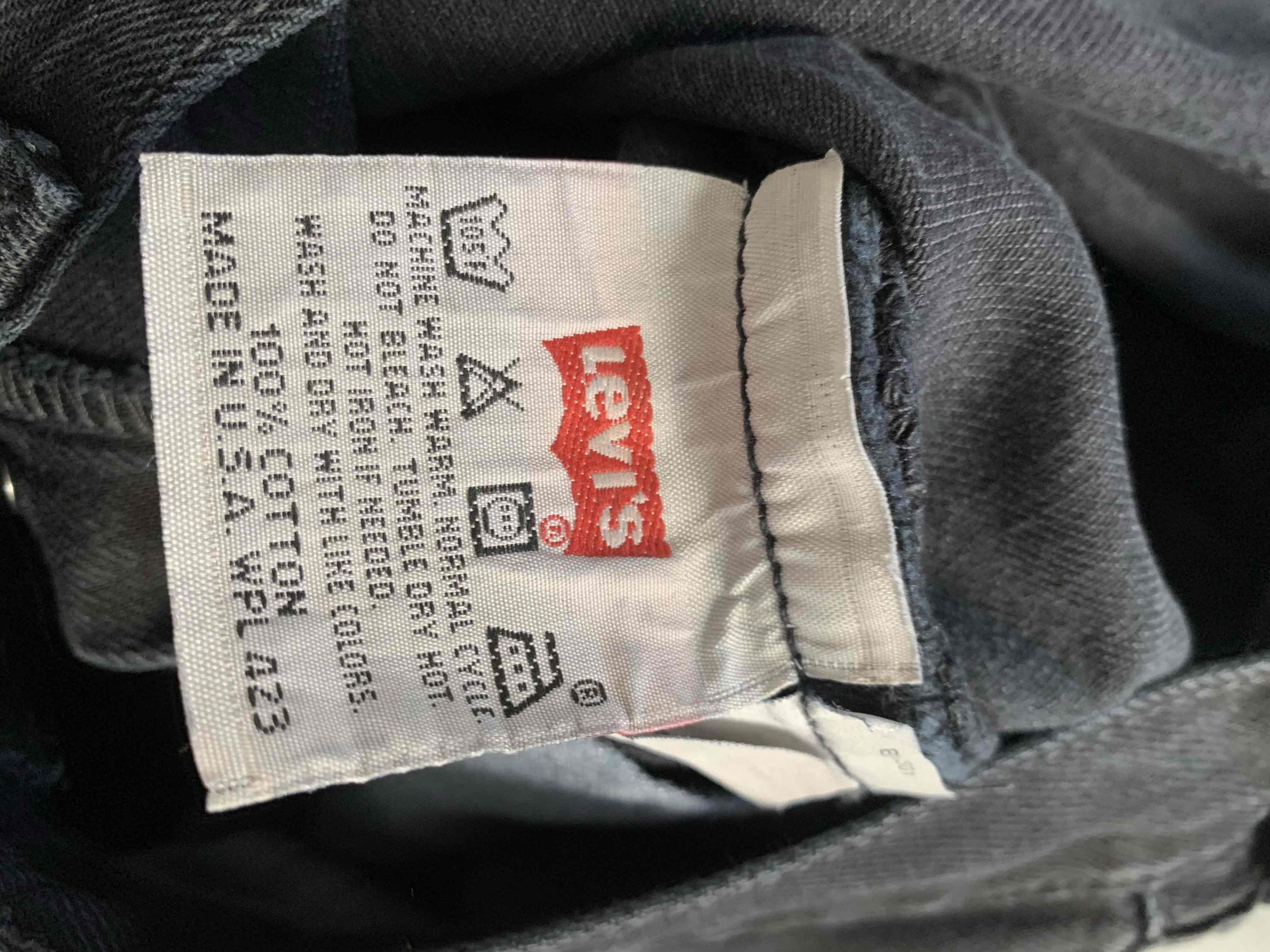 Jean Levi's 501 W32L32