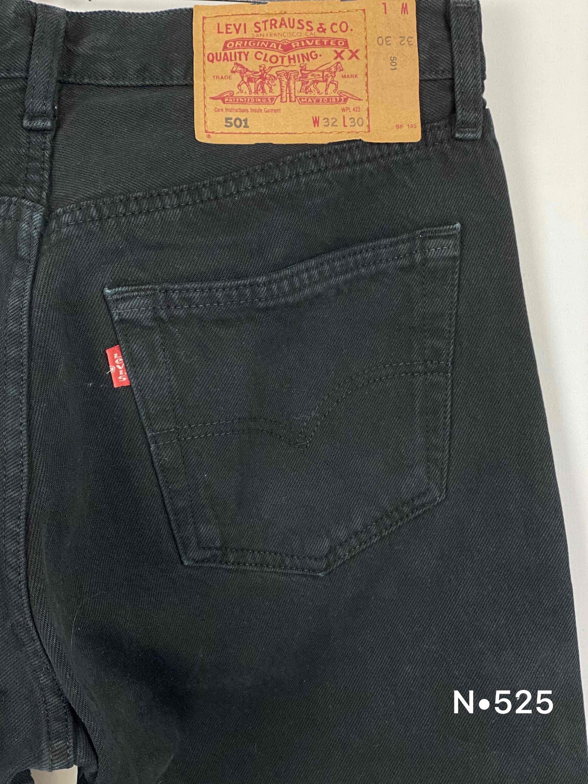 Jean Levi's 501 W32L30