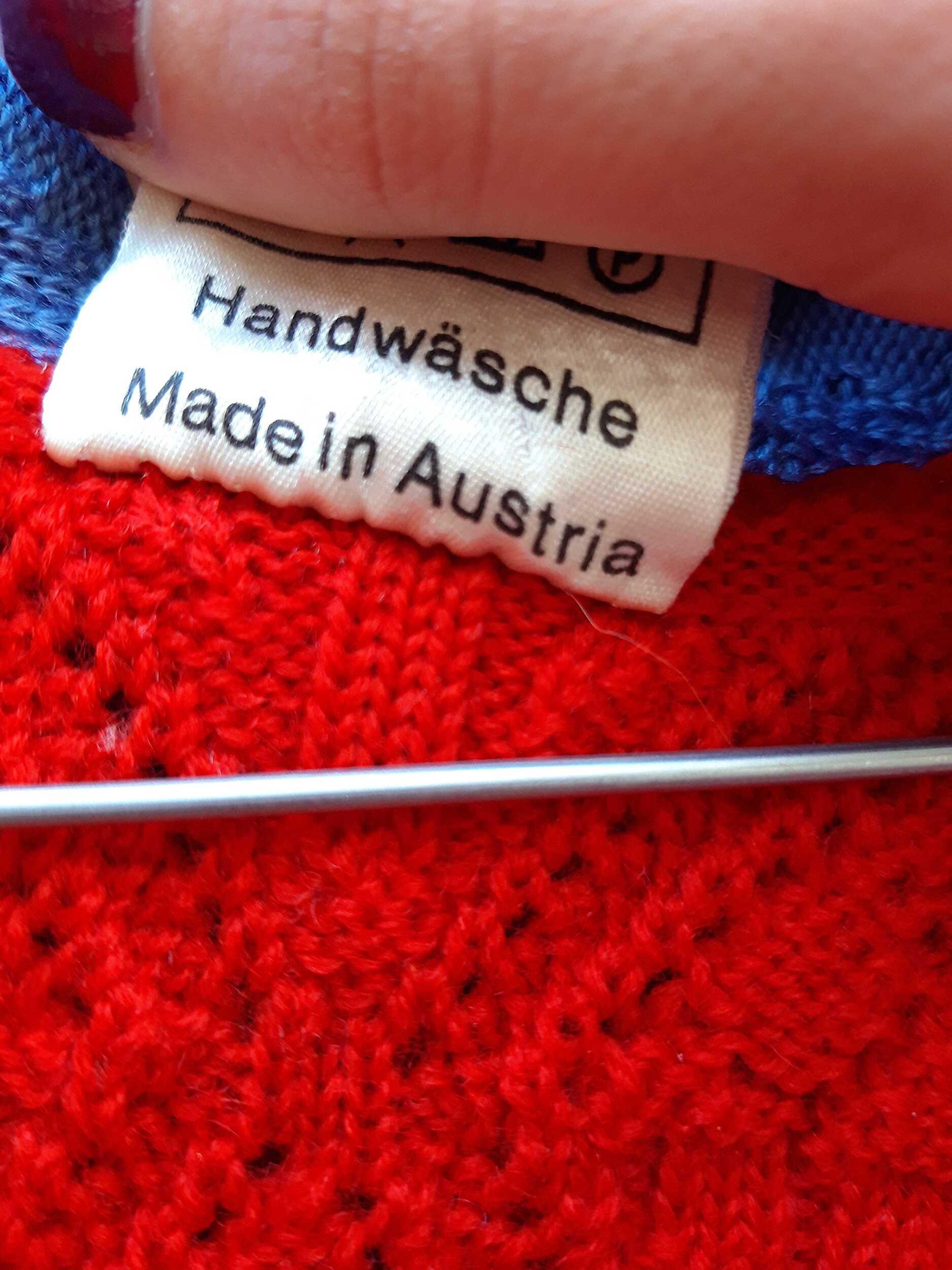 Gilet autrichien