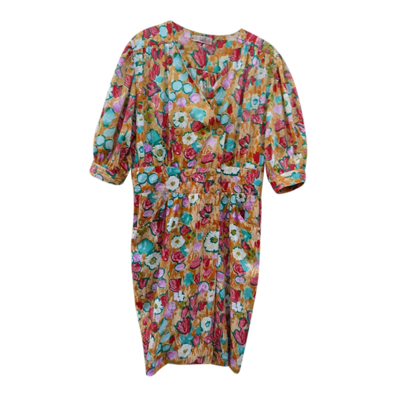Robe portefeuille Dior