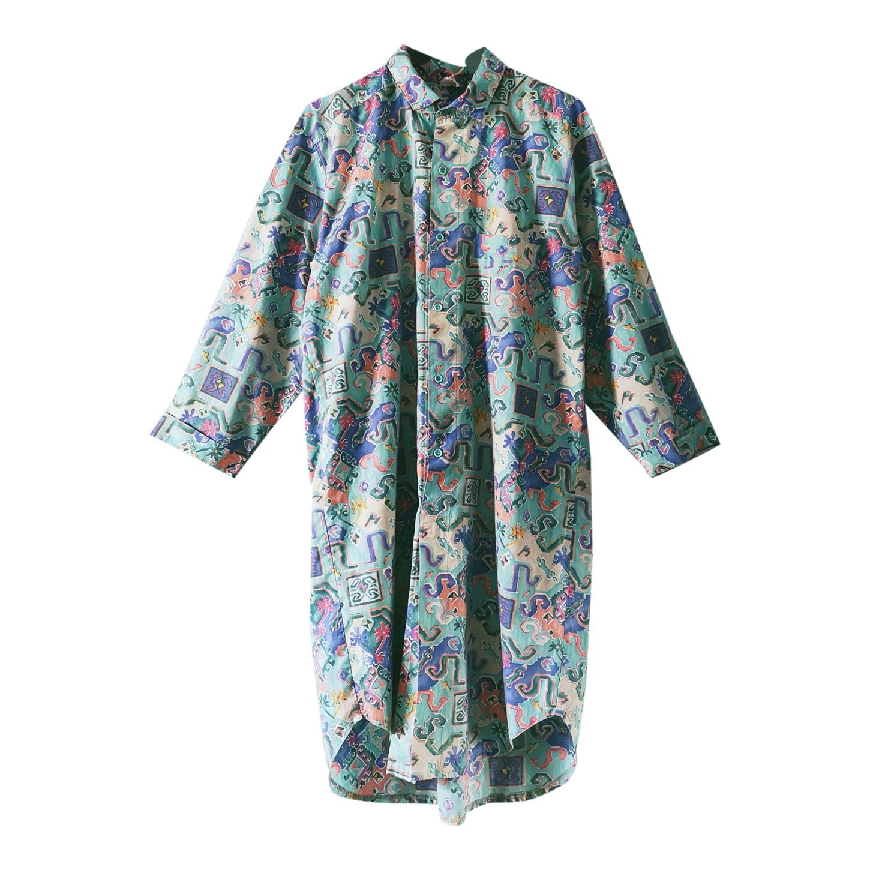 Pyjama en coton 90s