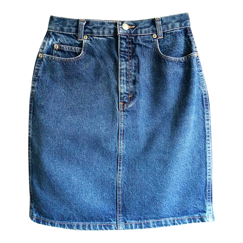 Jupe Calvin Klein en jean