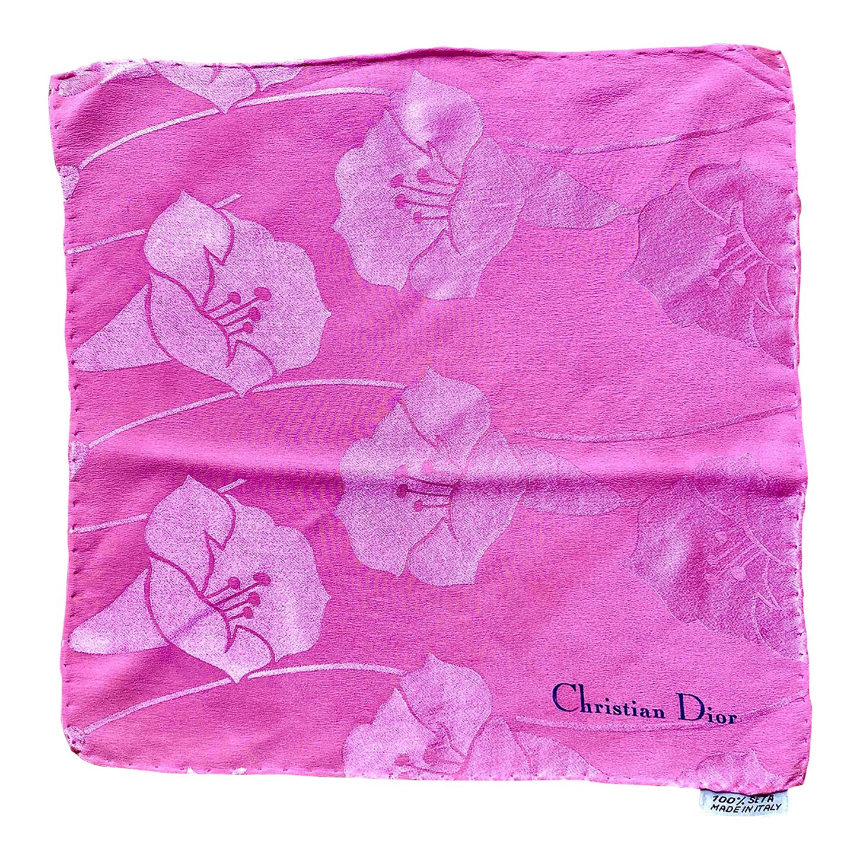 Mini foulard Christian Dior