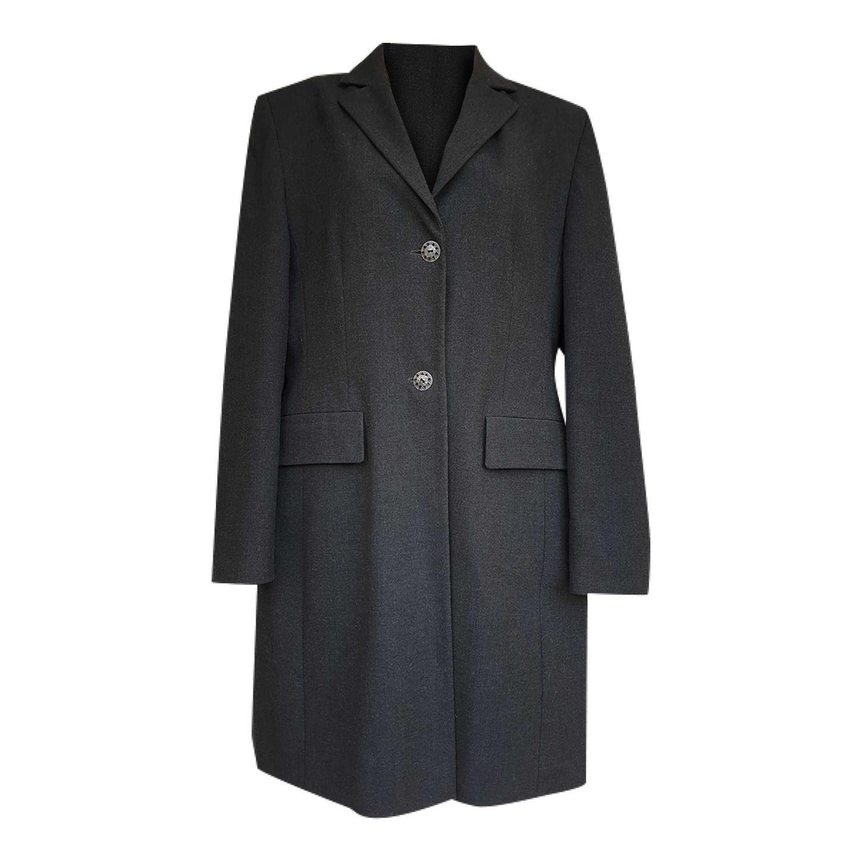 Manteau gris foncé
