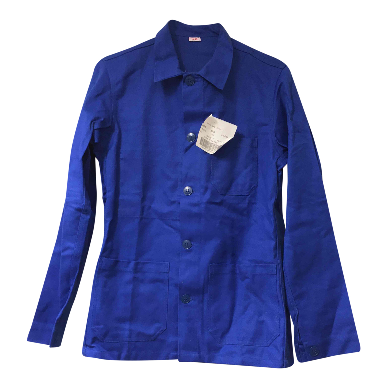 Bleu de travail en coton