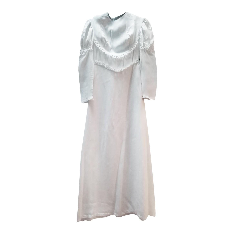 Robe de mariée 80's