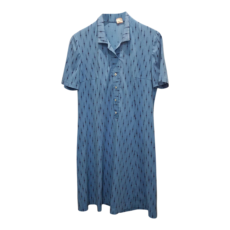 Robe imprimée 60's