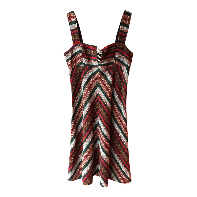 Robe multicolore 70's