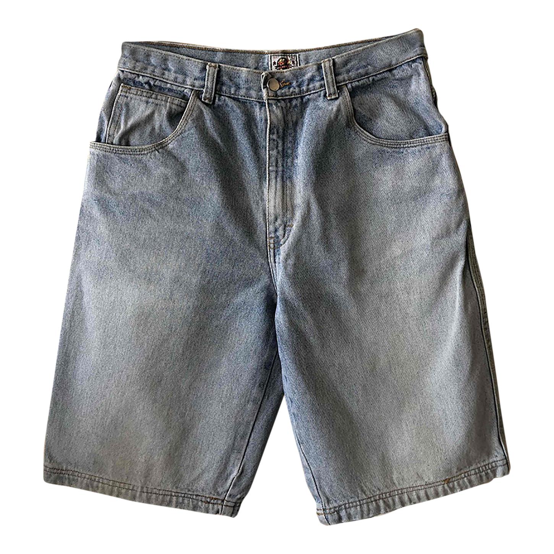 Short bermuda en jean