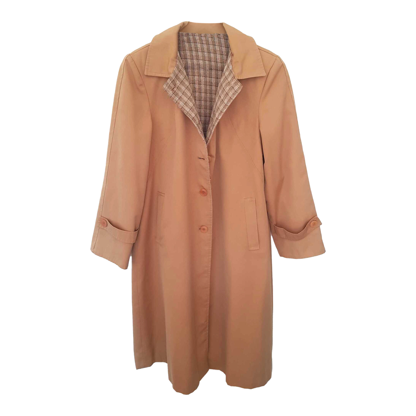 Trench camel 70s