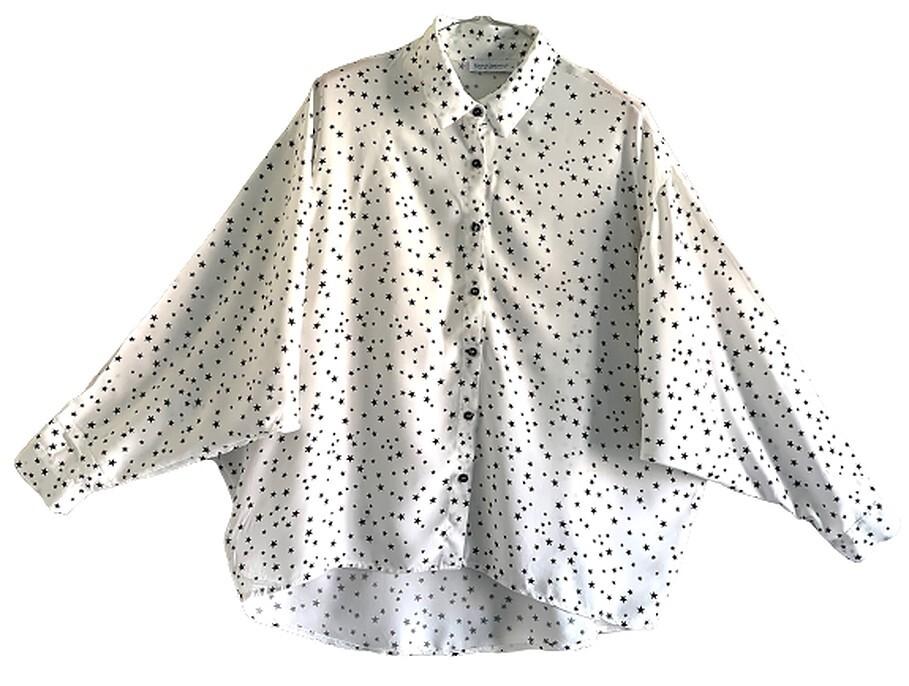 Chemise à motifs 90s