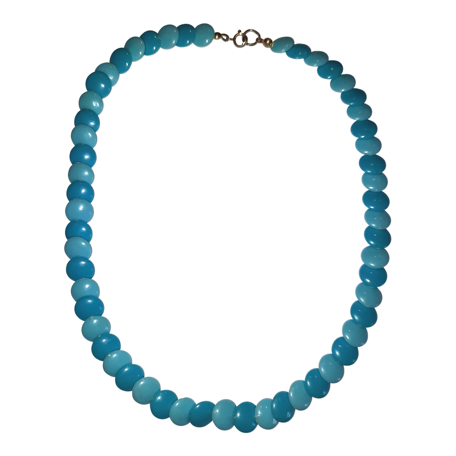 Collier 80's