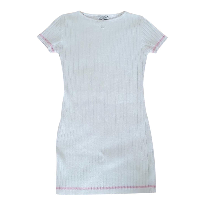 Mini robe Courrèges
