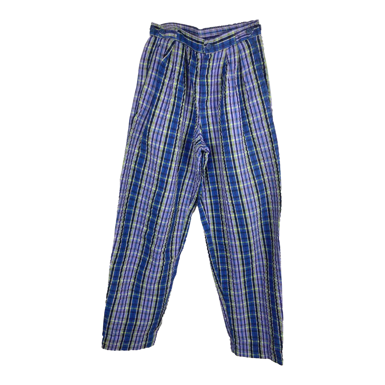 Pantalon en coton 70's
