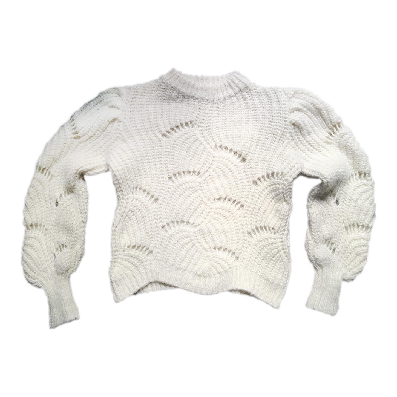 Pull en laine et alpaga