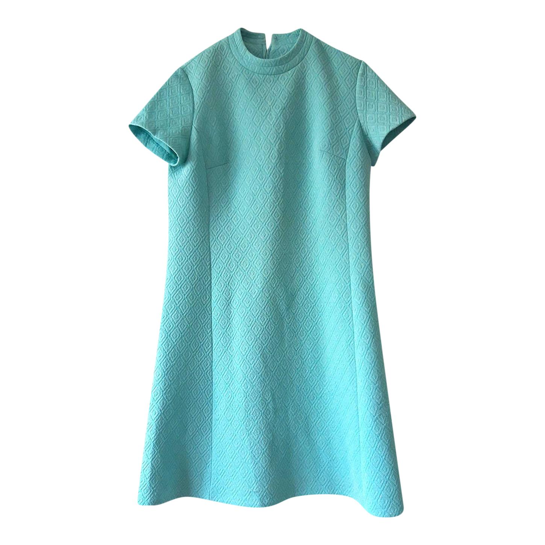 Robe trapèze 60s