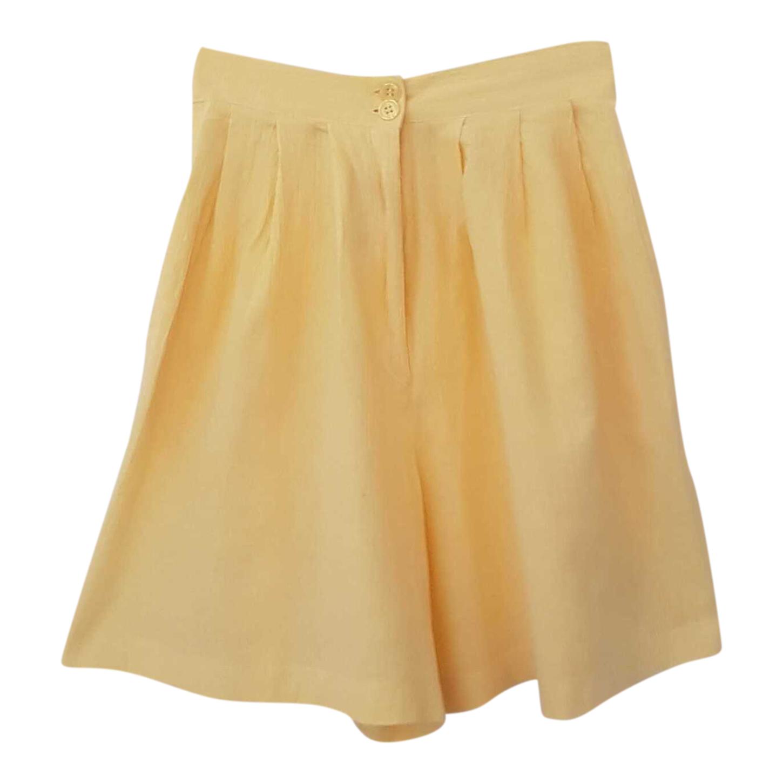 Shorts taille haute