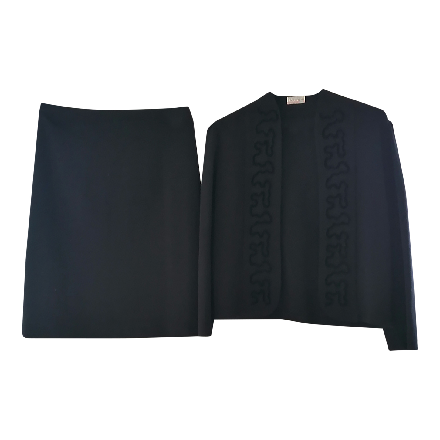 Tailleur jupe 90s
