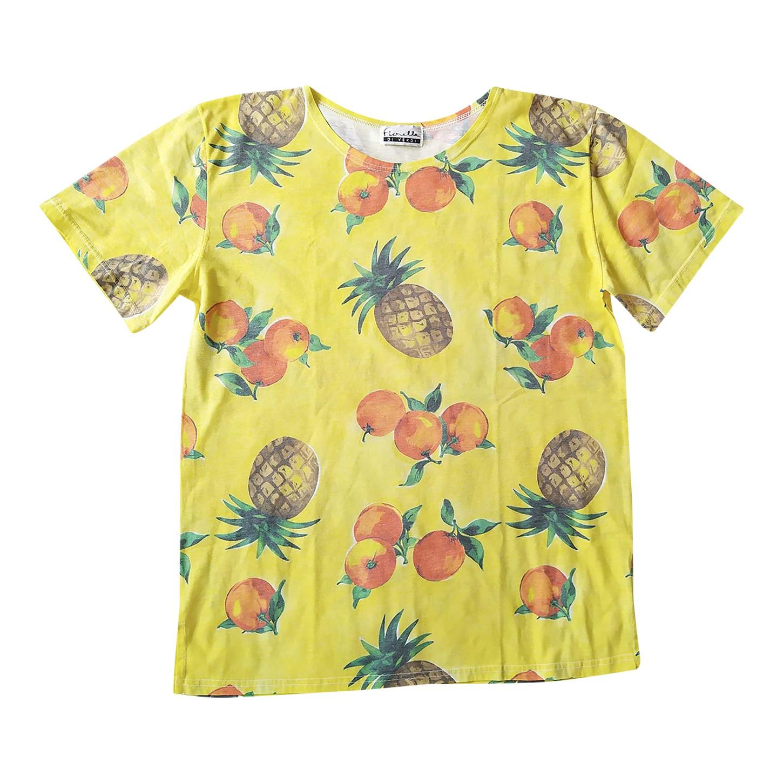 Tee-shirt à fruits