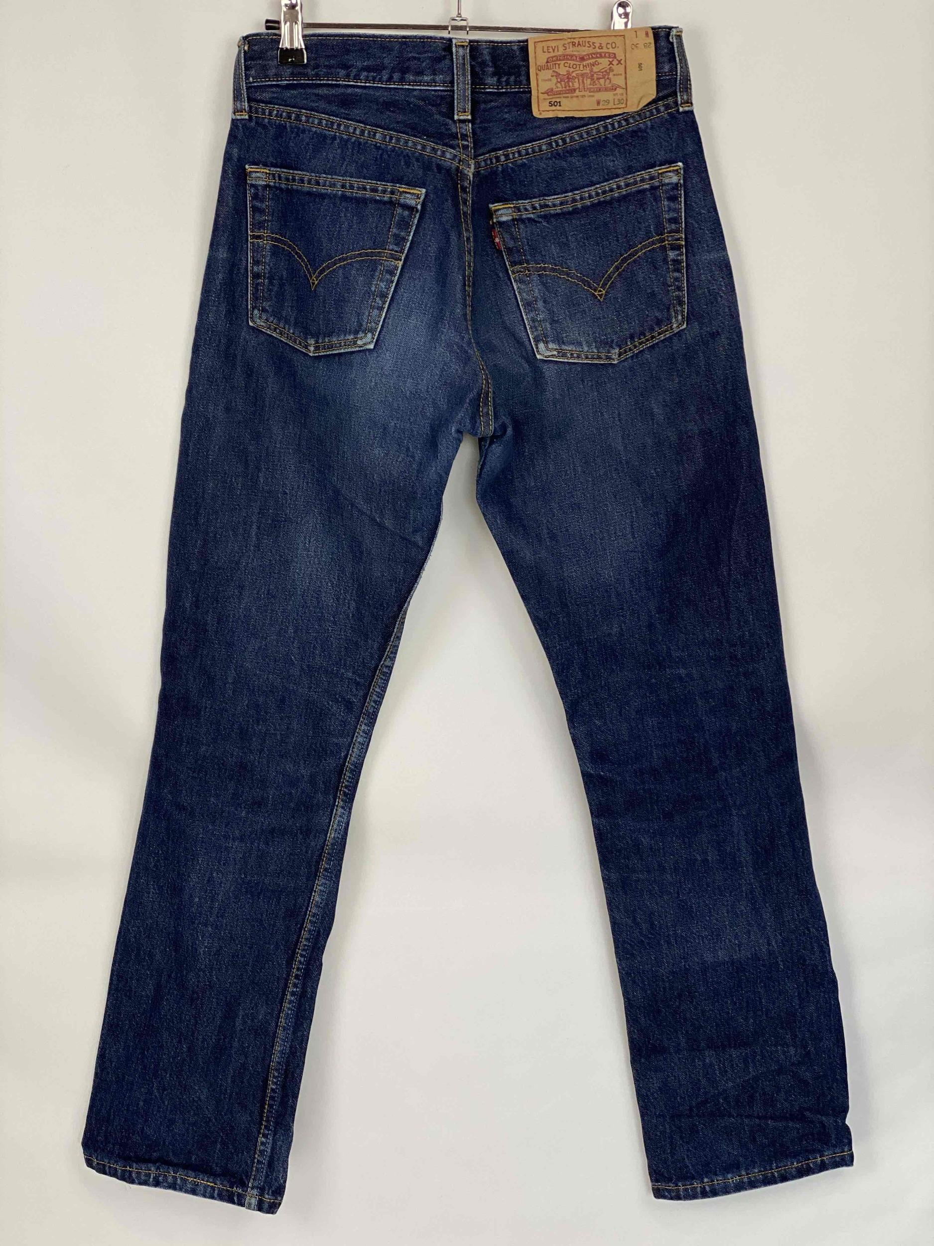 Jean Levi's 501 W29L30