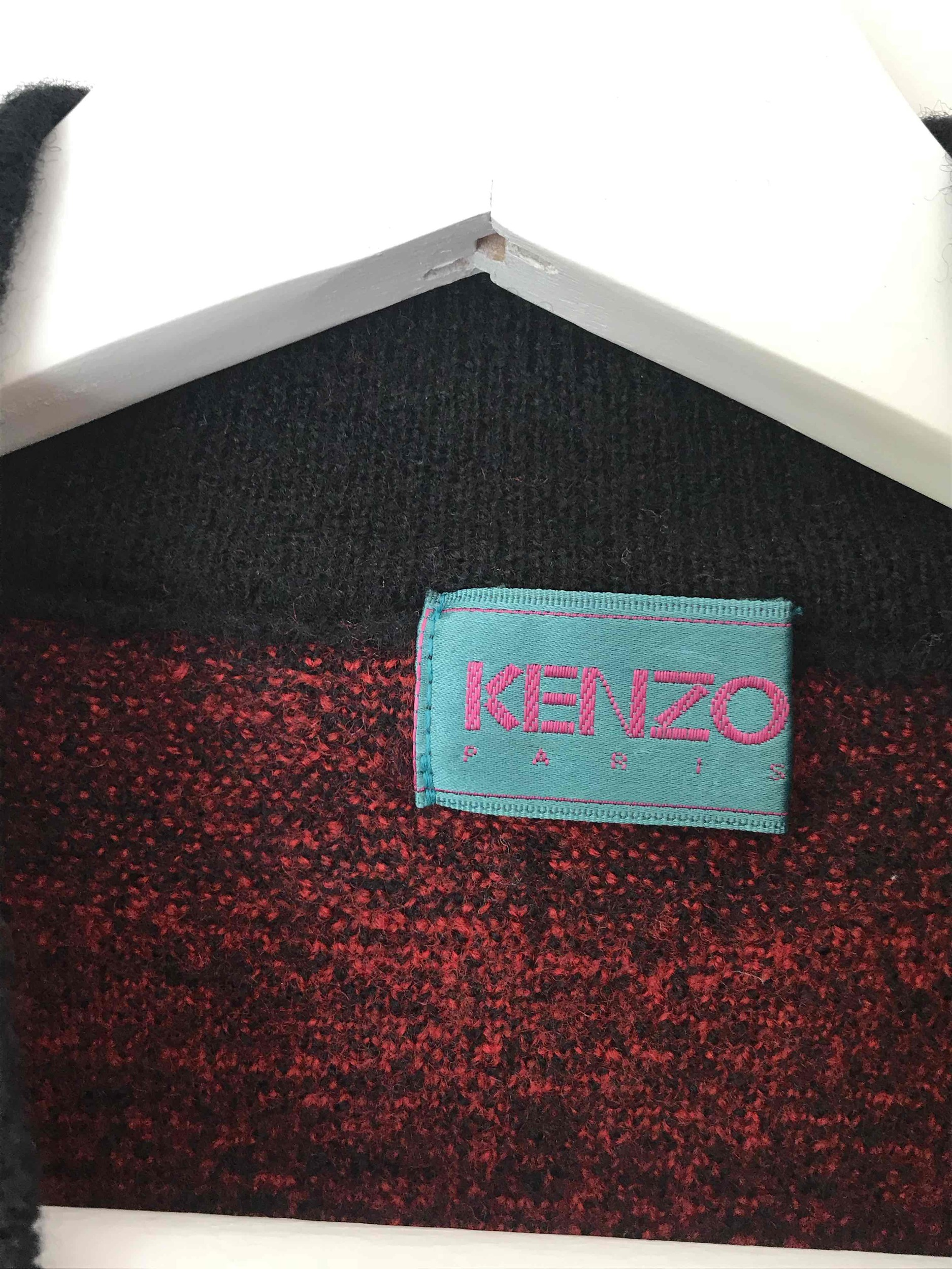 Mini robe en laine Kenzo