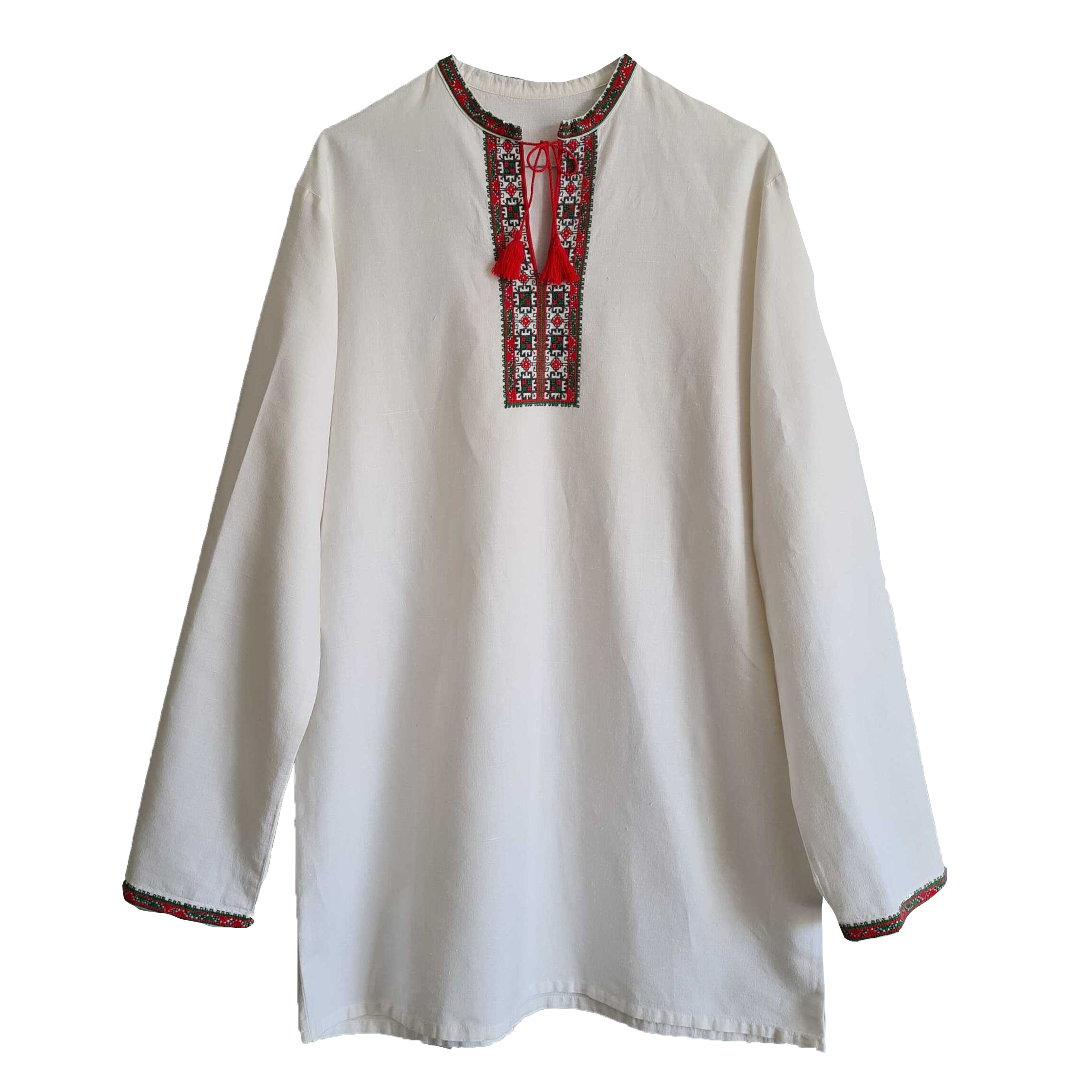 Mini robe en lin
