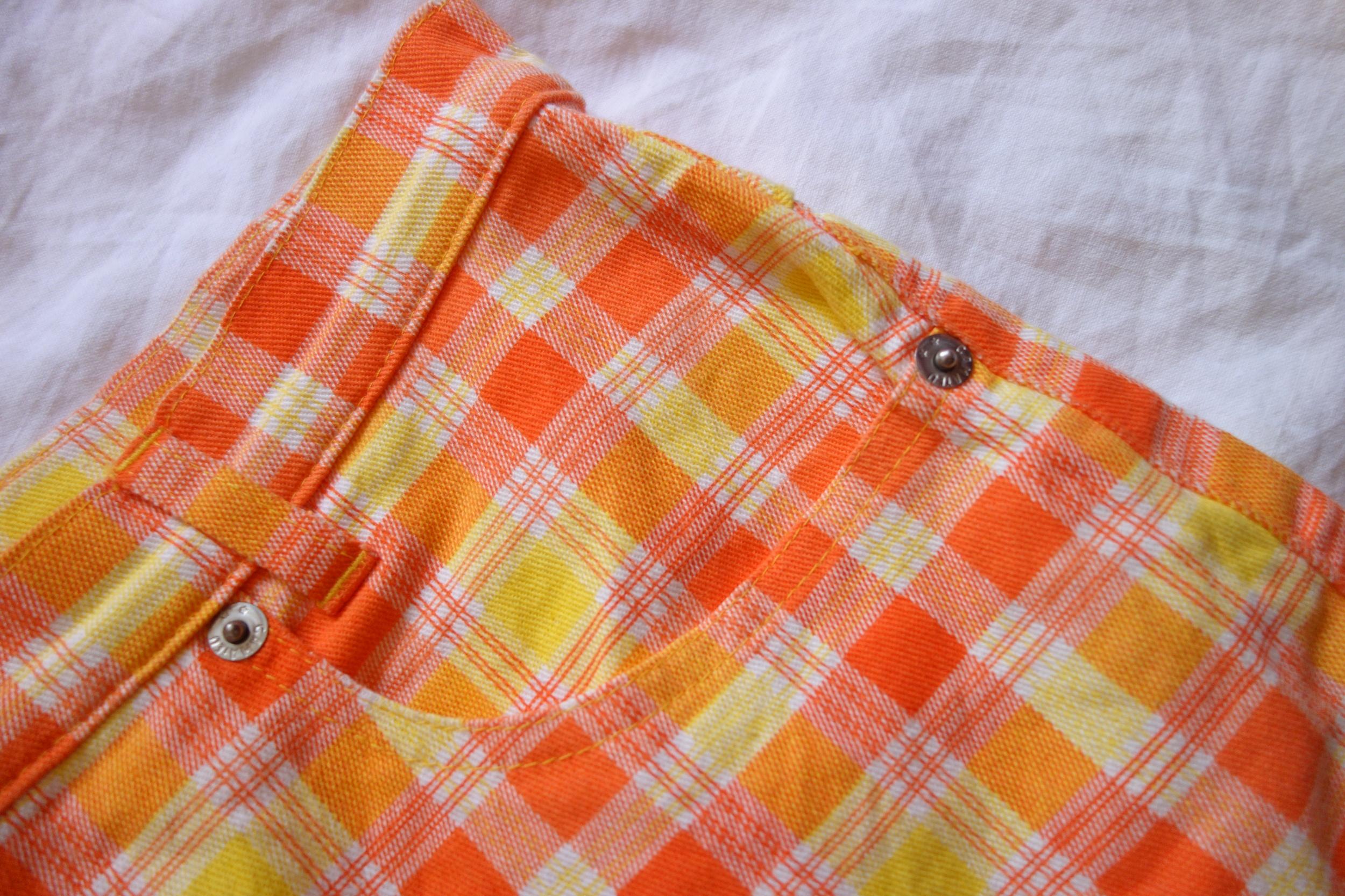 Short tartan