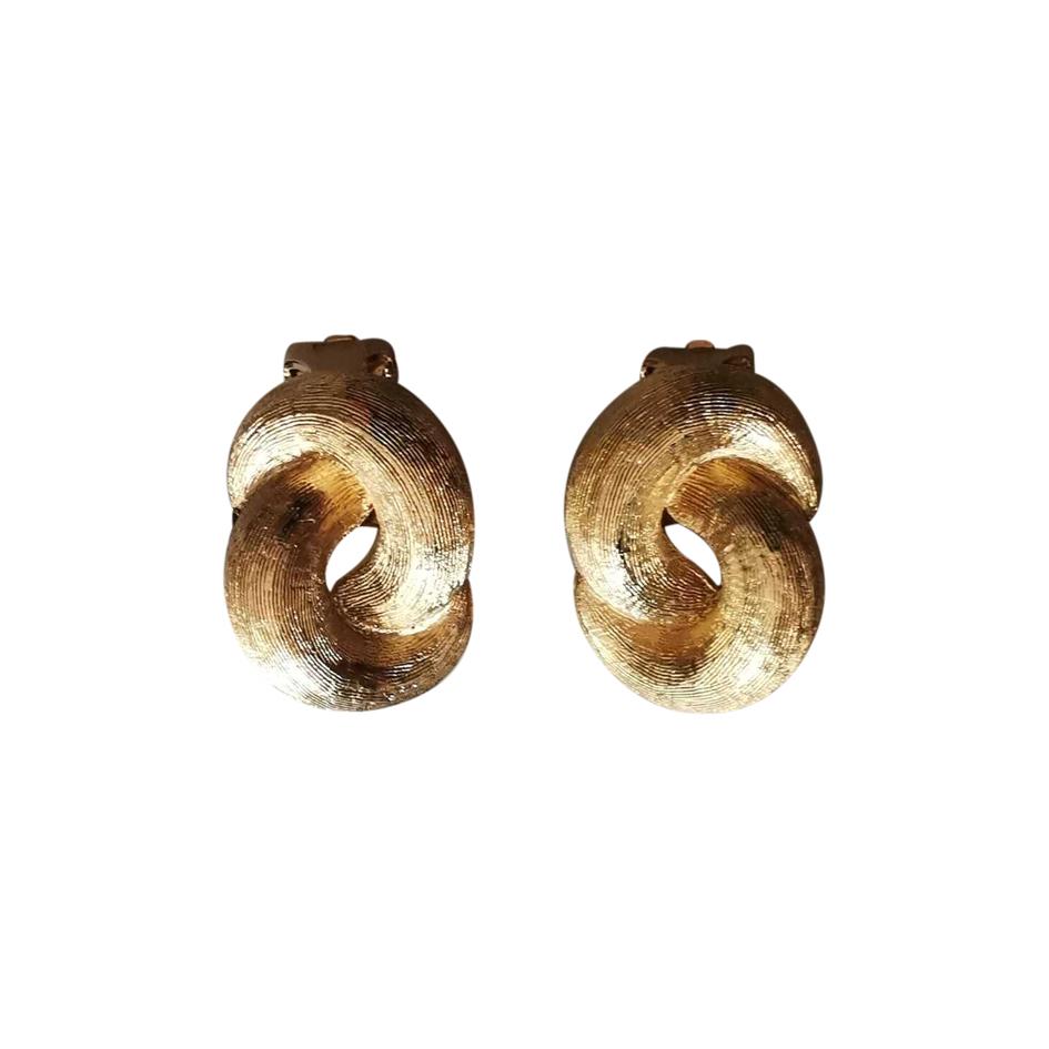 Boucles d'oreilles clips Dior