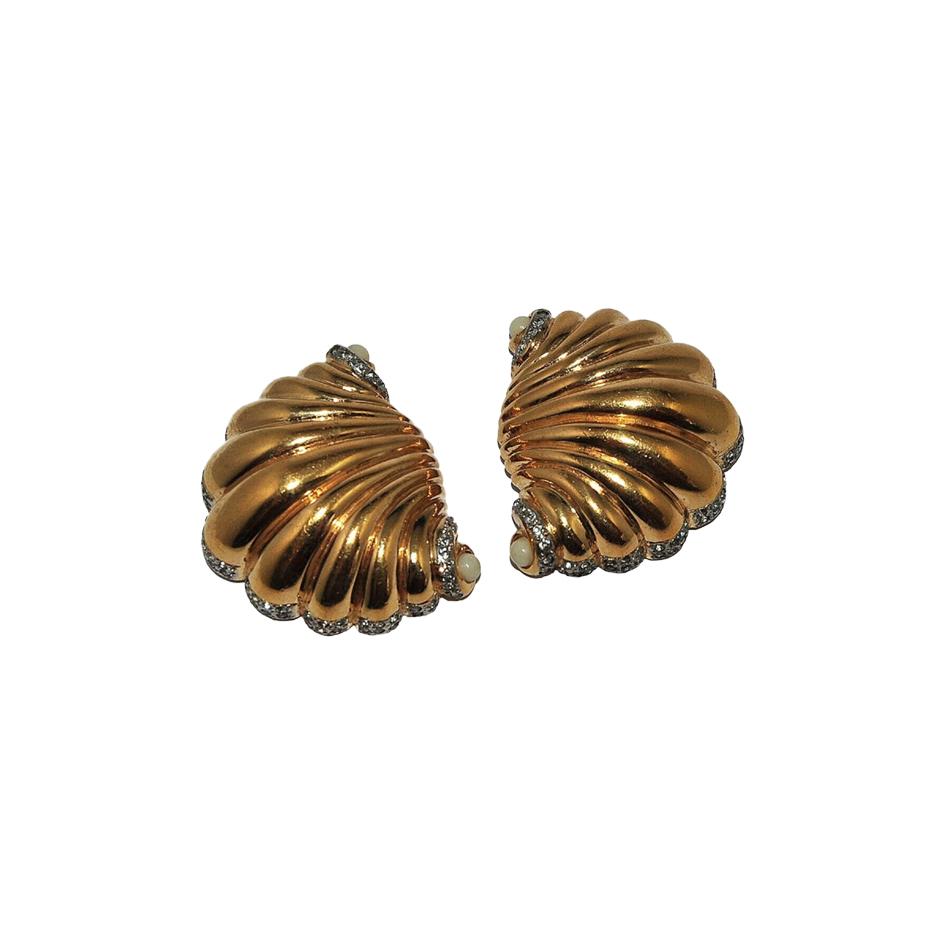 Boucles d'oreilles Valentino