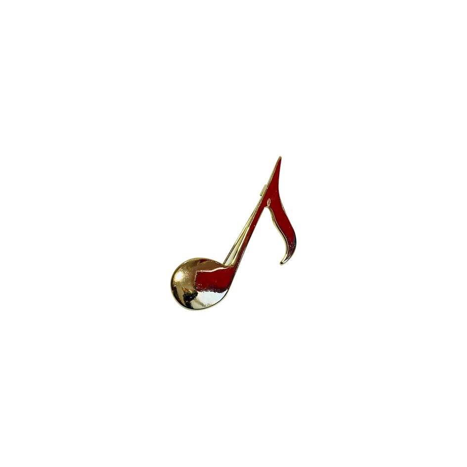 Broche note de musique