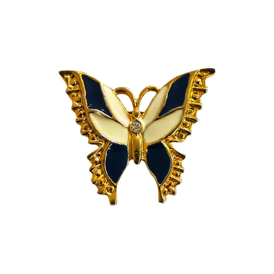 Broche papillon