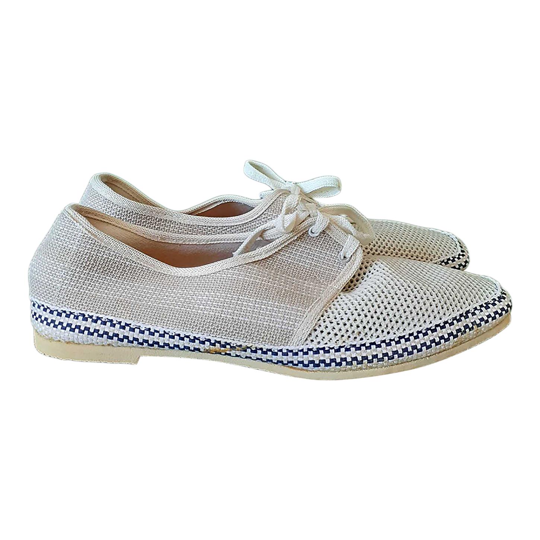 Chaussures à lacets 60s