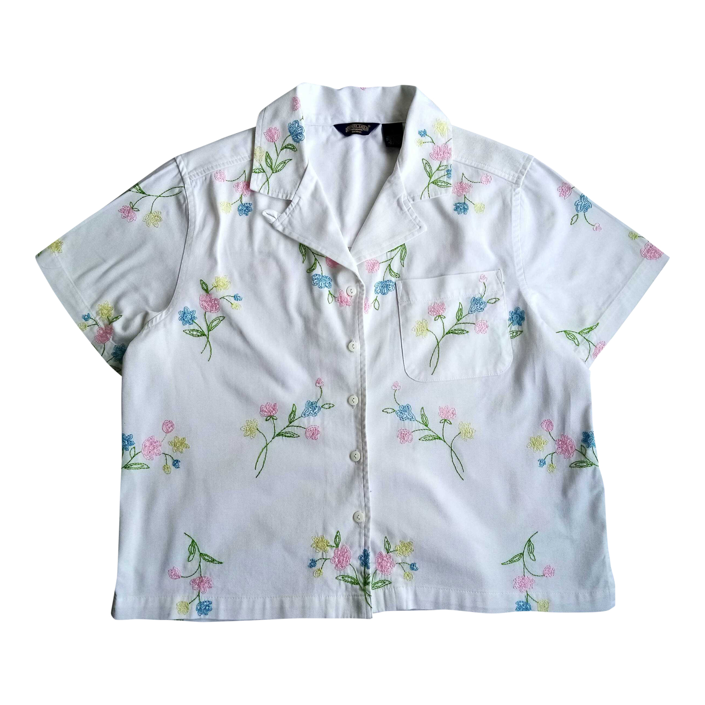 Chemise à fleur