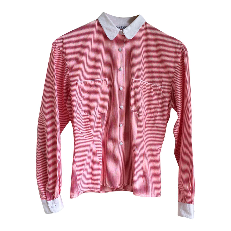 Chemise à rayures Cacharel