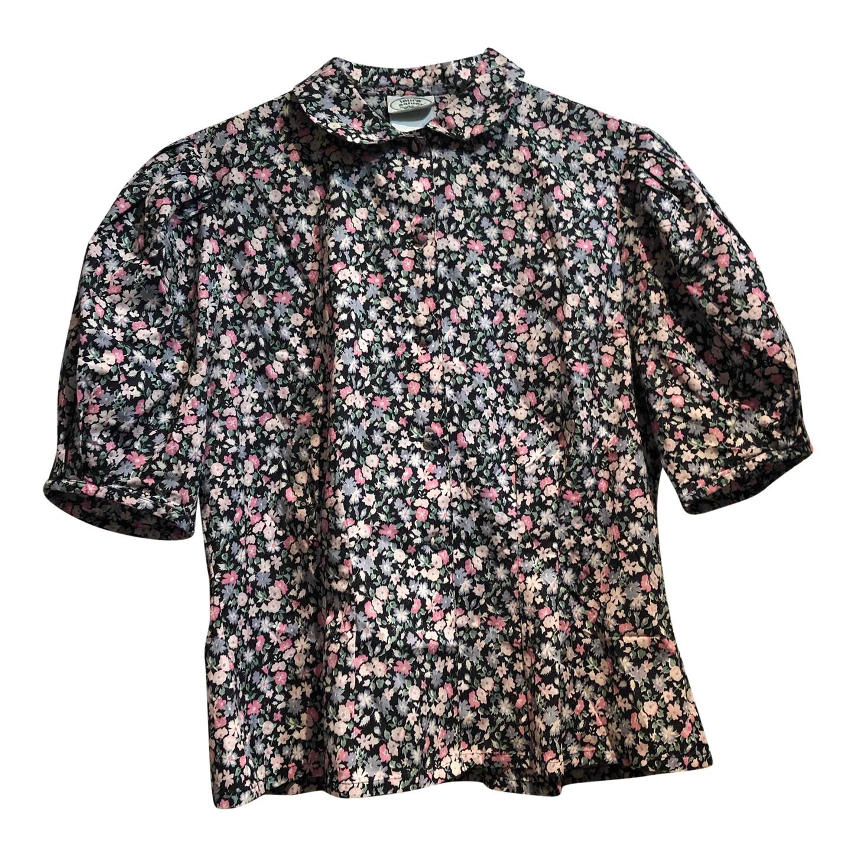 Chemise à fleurs Laura Ashley