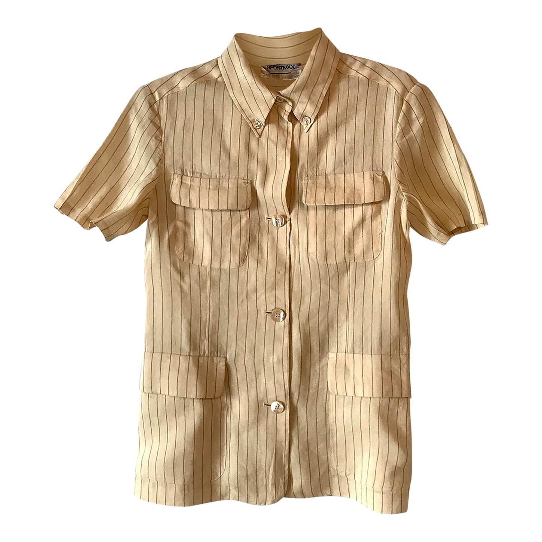 Chemise Sportmax à rayures