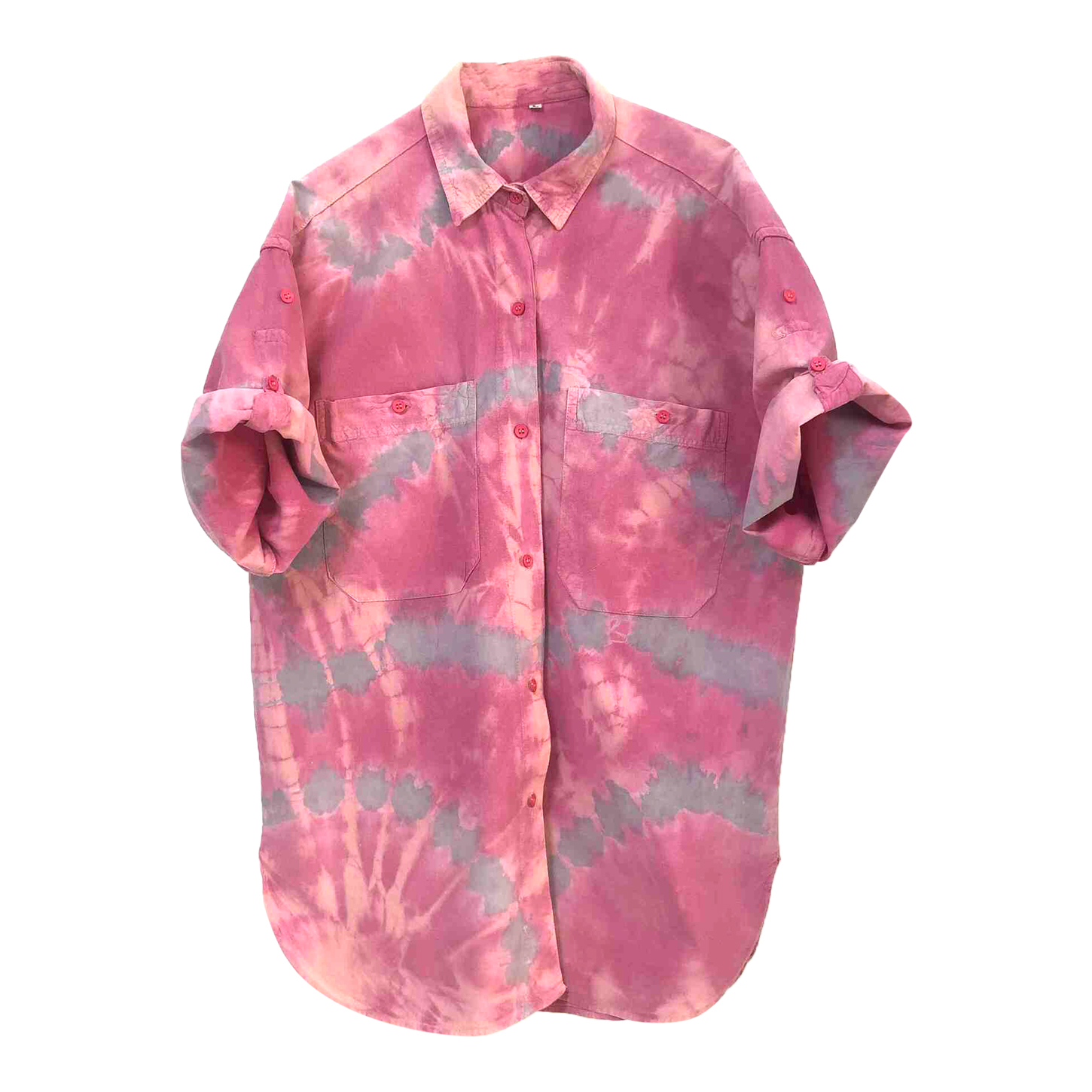 Chemise tie and dye