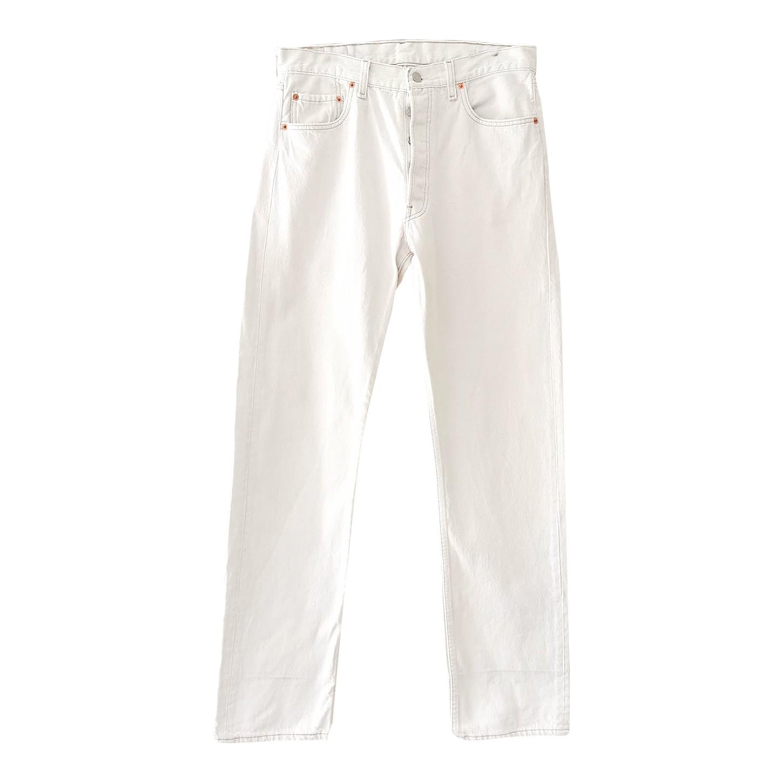 Jean Levi's 501 blanc W34 L36