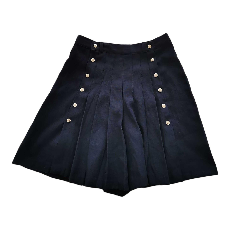 Jupe short plissée