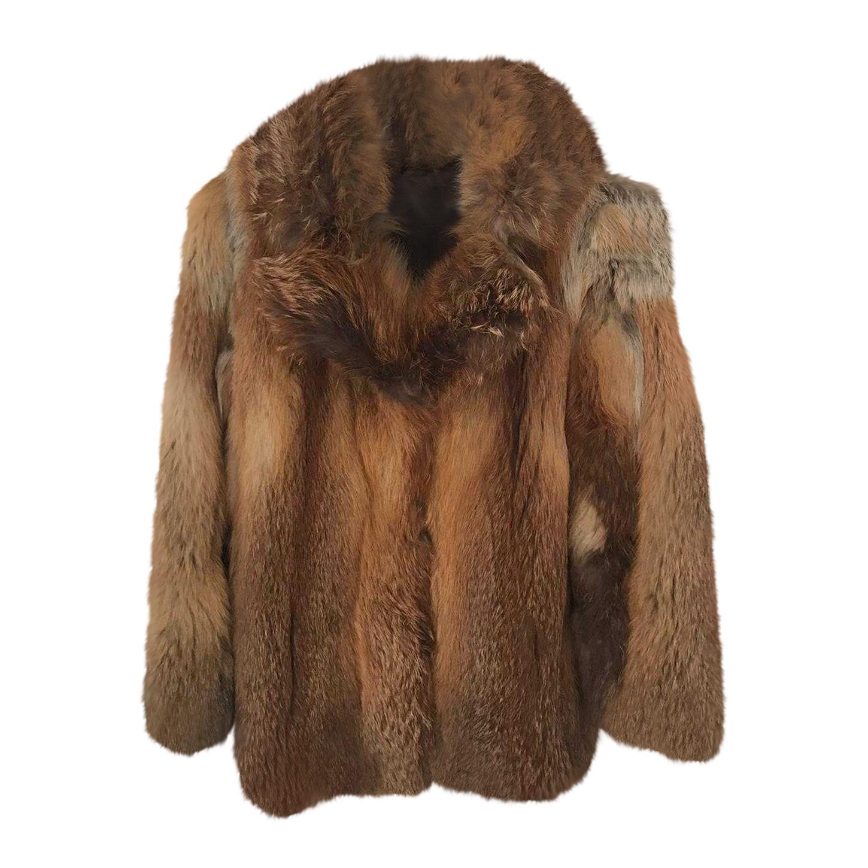 Manteau en fourrure