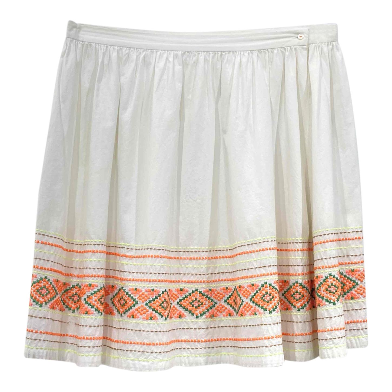 Mini jupe Bonpoint brodée