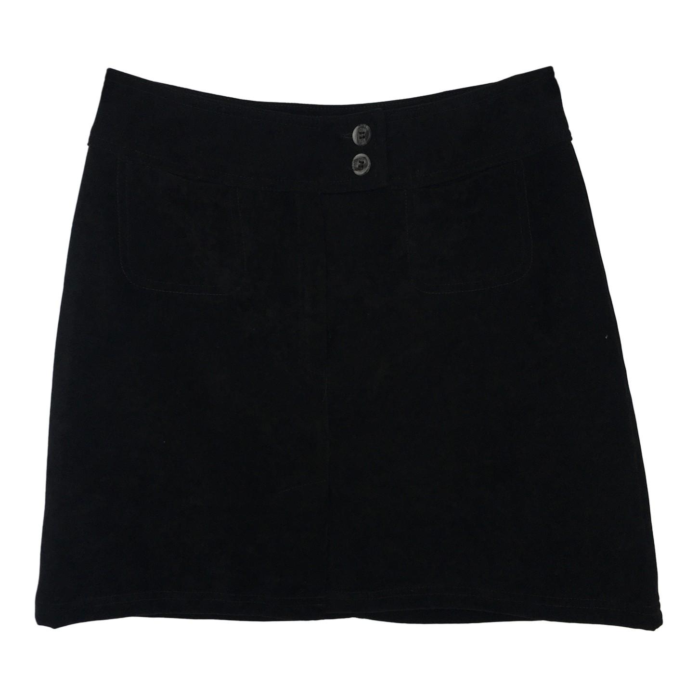 Mini jupe en suédine