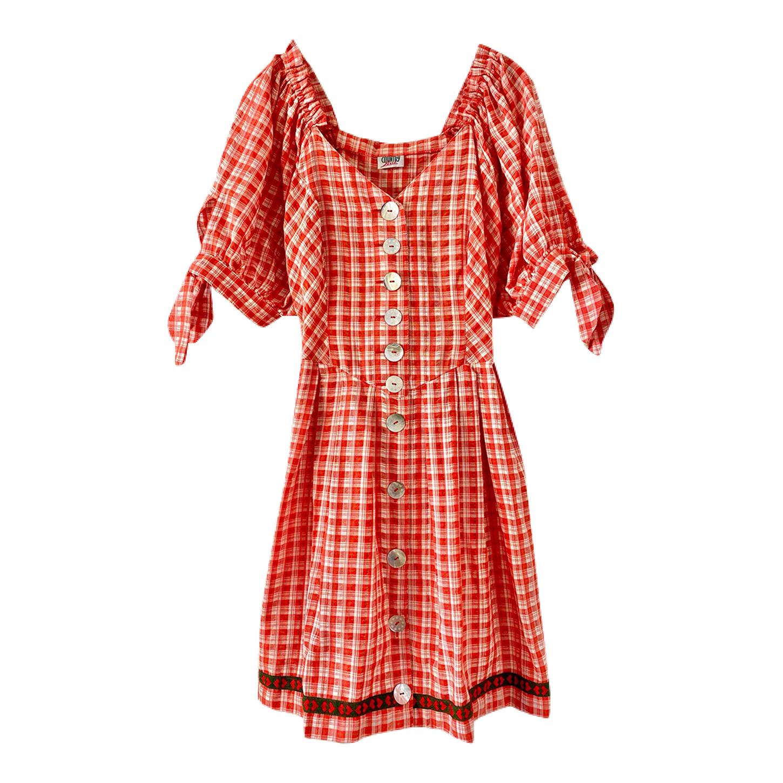 Mini robe autrichienne