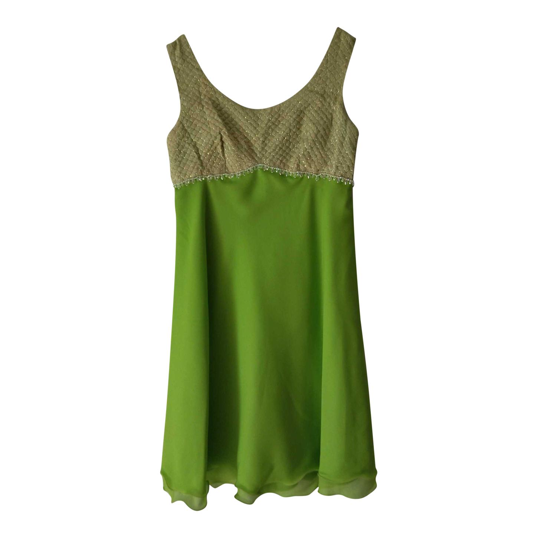 Mini robe en lurex 60's