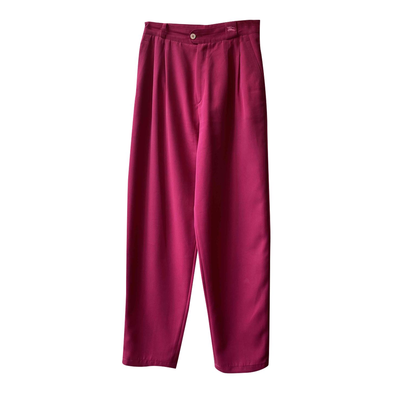 Pantalon Burberry à pinces