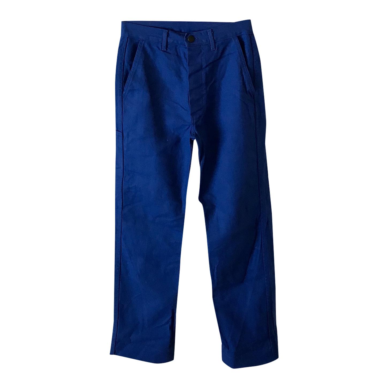 Pantalon en coton 80s