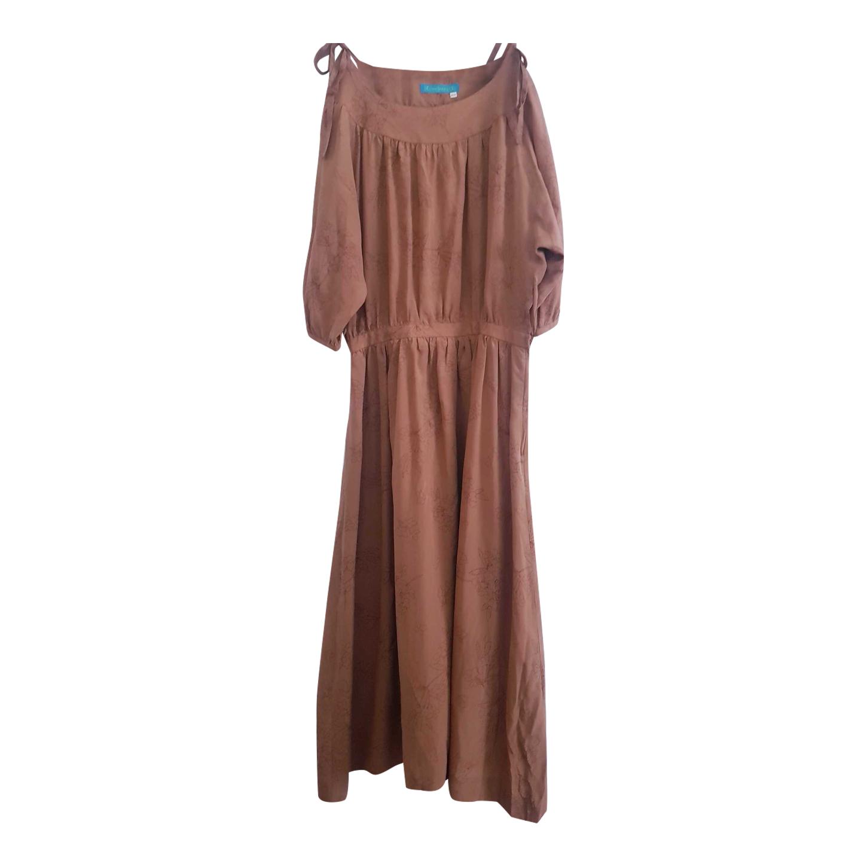Robe Cacharel en soie