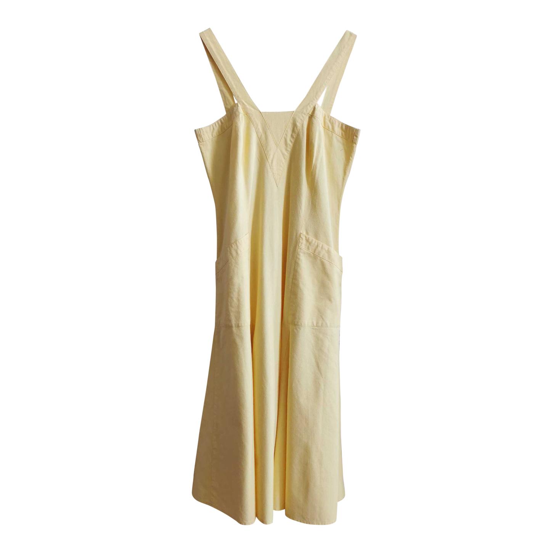 Robe en coton 70s